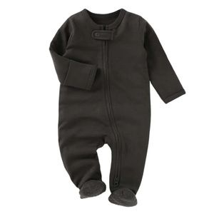 ONYX | Baby toddler organic footie jumpsuit